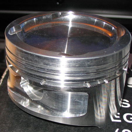 Forged Piston
