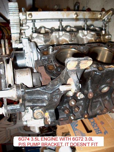 Power Steering Brkt